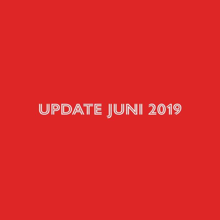 Update Juni 2019